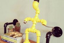 MY DESIGNS WITH PIPES