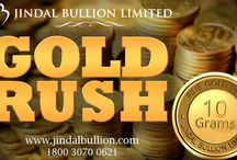 Gold Coins and Bars / Are you looking for online gold bars dealer? Then stop searching, because now Jindal Bullion Gold Bar Dealer is always available online for you. So, don't go anywhere, just grab the best opportunity to buy gold coins and bars on best market price at www.jindalbullion.com. These bars come with a certificate of authenticity and their purity is mentioned in the certificate itself. Hallmark BIS gold bars are offered from almost every source that compact in gold bars.