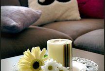 Salon - ukochane miejsce w domu :) / Salon jest jest nie tylko wizytówką naszego mieszkania ...  ... ale także miejscem rodzinnym, miejscem naszych pasji.