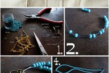 DIY Jewelry / by Melissa Robinson