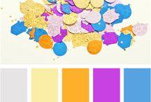 Color Coordinated  / by Meghan Van Cleave