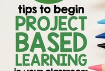 Project, Problem, Inquiry based learning