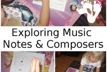 Hudba hudebni aktivity