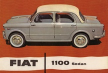 Fiat Ads & Posters & Logos
