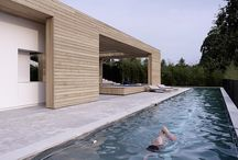Sims Inspirations - Pool / Gorgeous pools and outdoor spaces for bathing