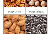 MONTESSORI PICTURE CARDS / Karty do rozwoju słownictwa - po polsku