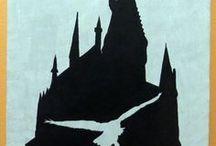 Bjørg sin Harry Potter mappe