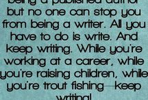 Why Oh Why Do I Write?
