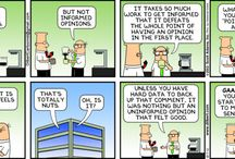 Dilbert / by Terri Weddle Troyan