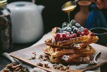 sweet food photography