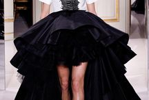HAUTE COUTURE  / Haute #Couture from various seasons past and recent! / by Charlene Charls