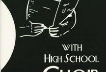 Books about high school choir