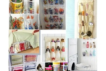 De clutter and organise my life and home!