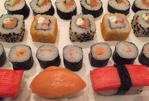 Sushi / Kids hebben gekookt