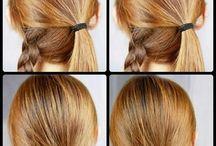 Hair / Прически и укладки