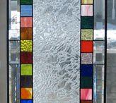 geam vitralii