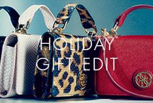 GUESS / Holiday Gift Edit / by GUESS