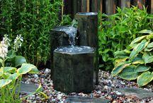 Vodní zahrady