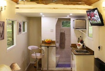 Turn a shed into a house/office/guestroom