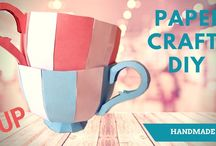 Paper crafts DIY