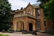 旧前田侯爵邸(2016.6) / 目黒区駒場公園内にある旧前田侯爵邸の本館洋館と和館を6月に訪れ撮ったものです。