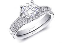 Coast Diamond Engagement Rings  / Check out one of 2013 hottest bridal designers! #engagmentrings #blingbling #diamonddistrict