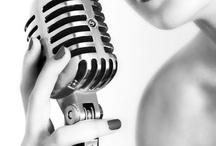 Singer branding photoshoot