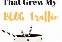 Blogging: Social Media / Social Media tips and tricks