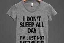 lazy day stuff
