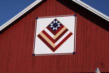Quilt Trail Barns