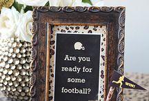 Football parties!