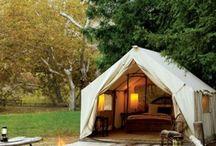 Tents/caravans camping/classic vehicles