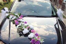 svatební auta