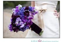 Wedding Flowers- Blue
