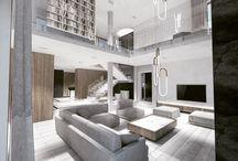 Residential Interior Design / projekty wnętrza domu / Residential Interior Design /projekt wnętrza domu architekt wnętrz siedlce warszawa Dmowska Design architekt Patrycja Dmowska