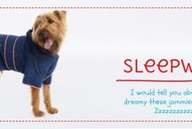 Sleepwear / Just the right thing for nap time!