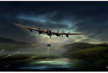 WW II Artwork