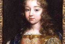 Cremerie de Paris -  Louis XIV enfant / La Crèmerie de paris au cœur de l'Histoire de France