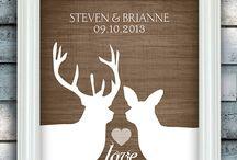 deer wedding/jelení svatba..