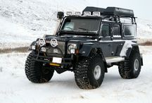 cars - offroad