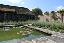 Pond re-make in Hampshire