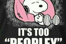 Snoopy & Peanuts Gang