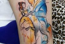 Tatuaggi disney