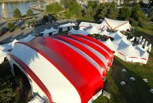 Baytex / marquee, tensile membrane, fabric architecture, linings, canopy, structure tents and glamping tents.... it's what we do.
