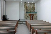 IGREJA ADVENTISTA DO SÉTIMO DIA - RUDGE RAMOS / Projeto de Sonorização Igreja Adventista do Sétimo Dia - Rudge Ramos