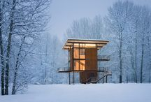 Houses / Modern architecture