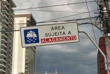 Vida em São Paulo... / A beleza (?) de uma metrópole!!!