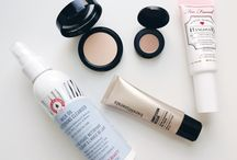 beauty // makeup and skincare