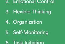 Self control or regulation