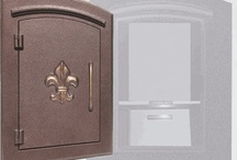 Column Mailboxes with High Security